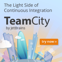 Try Teamcity !